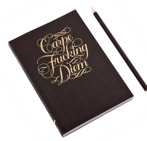 Carpe Fucking Diem Journal